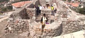 Αρχισε η ανακατασκευή της εκκλησίας του Αγίου Αθανασίου στις Δρυμάδες (ΒΙΝΤΕΟ)