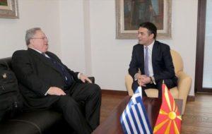 Σκοπιανό: Τα Σκόπια επιμένουν για… ΜΑΚΕΔΟΝΙΑ