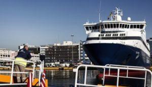 Απεργία – Καράβια: Δεμένα τα πλοία ως την Παρασκευή