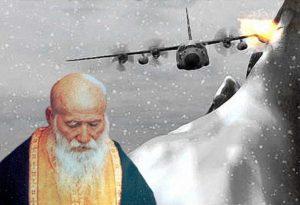 Η αεροπορική τραγωδία και ο Αγιος Πορφύριος
