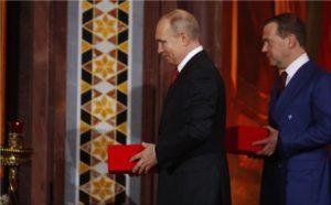 Παρέμβαση Πούτιν για ανέγερση Εκκλησίας- Πρότεινε δημοσκόπηση
