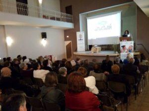 Διήμερη εκδήλωση για τη νόσο Alzheimer από την «ΑΠΟΣΤΟΛΗ» στη Λιβαδειά (ΦΩΤΟ)