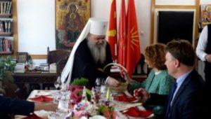 Σκόπια: Ανοίγει το θέμα της αυτοκέφαλης Εκκλησίας
