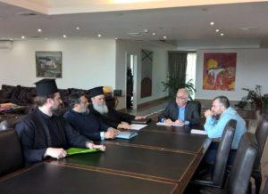 Ιεράρχες σήμερα στο Υπ.Παιδείας- Ο Γαβρόγλου ζήτησε την απόσυρση του αιτήματος στο ΣτΕ
