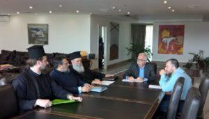 Με Ιεράρχες-εκπροσώπους της Δ.Ι.Σ. συναντήθηκε ο Γαβρόγλου