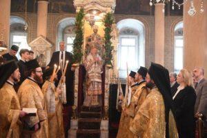 Οικ.Πατριάρχης: «Το Πατριαρχείο έχει καταδικάσει τον εθνοφυλετισμό» (ΦΩΤΟ)