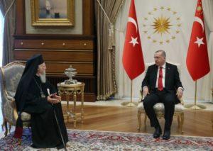 Ο Ερντογάν και οι μη μουσουλμανικές μειονότητες