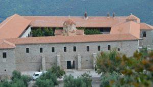Καλαμάτα: Υποδοχή της Εικόνας της Παναγίας Βουλκανιώτισσας