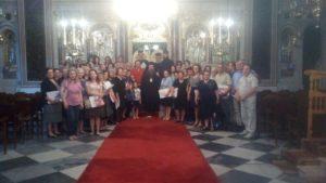 Καταληκτική Συνάντηση των Σχολών Γονέων της Μητρόπολης Χίου (ΦΩΤΟ)