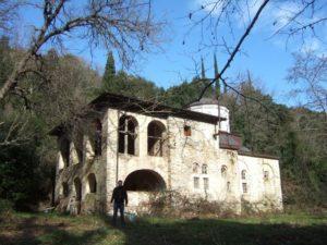 Αγιο Ορος: Η άγνωστη σκήτη του Μαυροβήρου (ΦΩΤΟ)