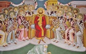 Ο Μέγας Κωνσταντίνος στην Α΄ Οικουμενική Σύνοδο της Νίκαιας