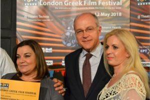 Η Μαρία Γιαχνάκη βραβεύτηκε στο Λονδίνο για το ντοκιμαντέρ με τον Ανωγειανό γάμο