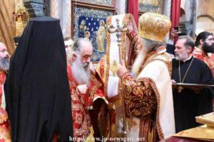 Χειροτονία του Μητροπολίτη Κυριακουπόλεως Χριστοφόρου (ΒΙΝΤΕΟ & ΦΩΤΟ)