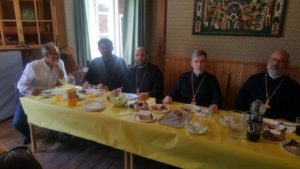 Ο γιατρός-κληρικός στην υπηρεσία της Μητρόπολης Σουηδίας (ΦΩΤΟ)