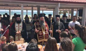Ο Κίτρους Γεώργιος στην γιορτή λήξης των Κατηχητικών Συνάξεων (ΦΩΤΟ)