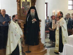 H εορτή των Αγίων Κωνσταντίνου και Ελένης στον Πύργο (ΦΩΤΟ)