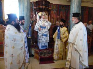 Η εορτή των Αγίων Κωνσταντίνου και Ελένης στην Ι.Μ. Διδυμοτείχου (ΦΩΤΟ)