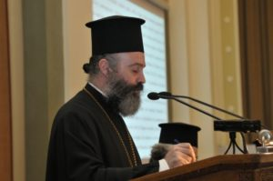 Ομιλία του Χριστουπόλεως Μακαρίου στο Διεθνές Συνέδριο Θεολογίας στην Θεσσαλονίκη