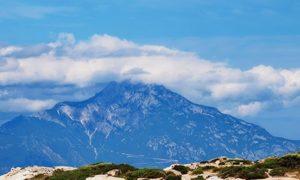 Αγιο Ορος: Στο υψηλότερο σημείο του Αθωνα (ΒΙΝΤΕΟ)