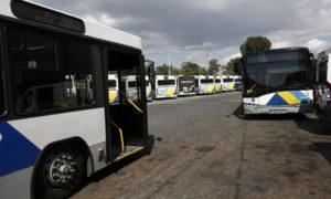Απεργία: Νέα ταλαιπρωρία – Χωρίς λεωφορεία η Αθήνα
