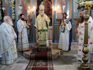 Η εορτή των Ισαποστόλων Αγ. Κωνσταντίνου και Ελένης στη Ι.Μ. Αρτης (ΦΩΤΟ)