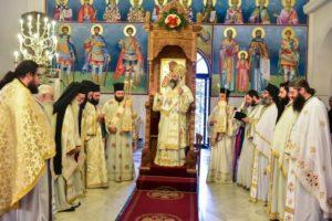 Λαγκαδά Ιωάννης: «Παράδειγμα για τους πολιτικούς οι Αγιοι Κωνσταντίνος και Ελένη»