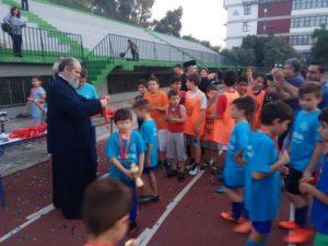 Γιορτή Αθλητισμού για παιδιά και εφήβους των ενοριών της Ι. Αρχιεπισκοπής (ΦΩΤΟ)