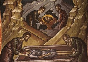 25 Μαΐου: Εορτή της Γ' ευρέσεως της Τιμίας Κεφαλής του Αγίου Ιωάννου του Προδρόμου