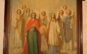 Πόσες και ποιές είναι οι Αγγελικές Δυνάμεις