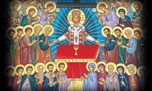 Σαρακοστή Αγίων Αποστόλων: Νηστεία