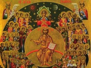 23 Ιουνίου- Γιορτή σήμερα: Των Αγίων Πάντων