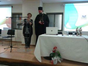 Ο Νέας Ιωνίας Γαβριήλ βραβεύτηκε για το φιλανθρωπικό του έργο (ΦΩΤΟ)
