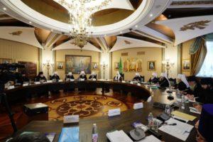 Τι συζήτησε το Ανώτατο Εκκλησιαστικό Συμβούλιο του Πατριαρχείου Μόσχας (ΦΩΤΟ)