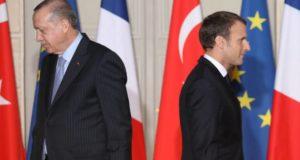 Οργισμένη αντίδραση Τουρκίας κατά Μακρόν για τους ιμάμηδες