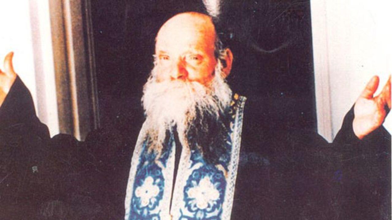 Γέροντας Ευμένιος Σαριδάκης: Ο Αγιος φίλος των λεπρών - ΒΗΜΑ ΟΡΘΟΔΟΞΙΑΣ