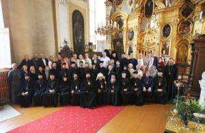 Οσα συζητήθηκαν στην Κληρικολαϊκή Συνέλευση της Εκκλησίας της Εσθονίας (ΦΩΤΟ)