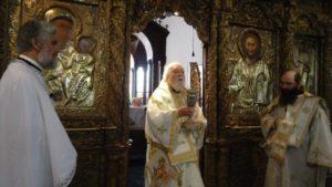 Θεία Λειτουργία επί τη Μνήμη του Αγίου Τριφυλλίου στη Λευκωσία από τον Κορωνείας Παντελεήμων (ΦΩΤΟ)