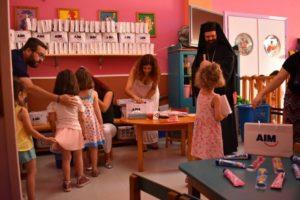 Η «ΑΠΟΣΤΟΛΗ» χάρισε λαμπερά χαμόγελα σε δεκάδες παιδιά (ΦΩΤΟ)