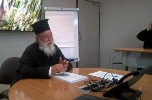 Μάστερ Θεολογίας στον Μαντινείας Αλέξανδρο (ΦΩΤΟ)