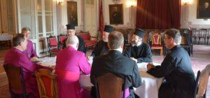 Οικουμενικό Πατριαρχείο και Αγγλικανική Κοινωνίας συζητούν στη Χάλκη (ΦΩΤΟ)