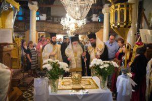 Πήλιο: Υποδοχή Ιερού Λειψάνου του Τιμίου Προδρόμου