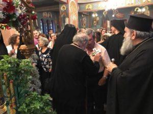 Ο θαυματουργός Σταυρός στη Θεσσαλονίκη το Σαββατοκύριακο