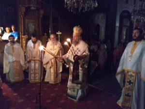 Αγρυπνία για τον Αγιου Ιούδα τον Θαδδαίο στην Ι.Μ. Θεσσαλιώτιδος (ΦΩΤΟ)
