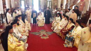 Πλήθος Ιεραρχών στις εκδηλώσεις του Αγίου Κυρίλλου Λουκάρεως στην Αλεξάνδρεια (ΦΩΤΟ)