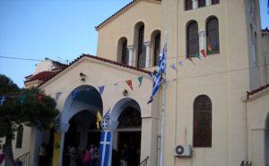 Πανηγυρίζει το παρεκκλήσι του Αγίου Φανουρίου στο Μητροπολιτικό Ναό Περάματος