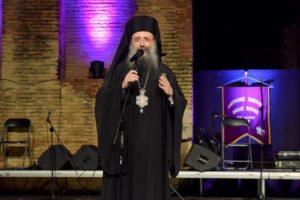 Πατρών Χρυσόστομος: «Η Μακεδονία είναι μία και Ελληνική» (ΦΩΤΟ)