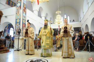 Υποδοχή Εικόνας του Αγίου Παϊσίου στην Νέα Έφεσο Πιερίας (ΦΩΤΟ)