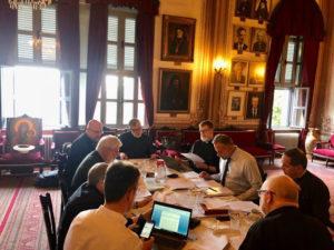 Χάλκη: Συνεδριάσεις της Επιτροπής του Θεολογικού Διαλόγου Ορθοδόξου Εκκλησίας και Αγγλικανικής Κοινωνίας