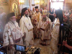 Η Νίσυρος τίμησε τον Αγιο Νεομάρτυρα Νικήτα (ΦΩΤΟ)