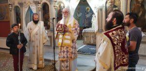 Ι.Μ. Καστορίας: Τιμήθηκε η μνήμη του Μάρτυρα-Ιερέα Βασιλείου Καραπαλίκη (ΦΩΤΟ)
